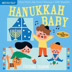 Indestructibles: Hanukkah Baby book
