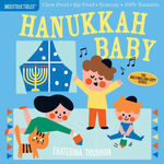 Indestructibles: Hanukkah Baby book