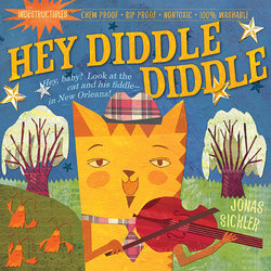 Indestructibles: Hey, Diddle Diddle Book