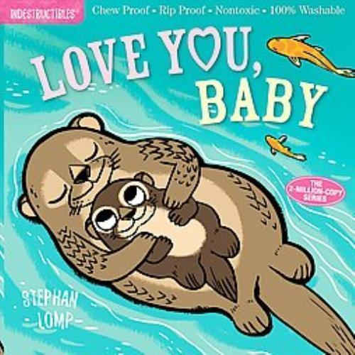 Indestructibles - I Love You, Baby book