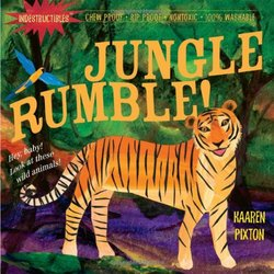 Indestructibles: Jungle, Rumble! book