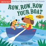 Indestructibles: Row, Row, Row Your Boat book