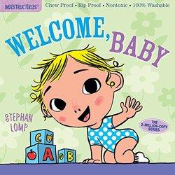 Indestructibles: Welcome, Baby Book