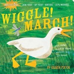 Indestructibles: Wiggle! March! book