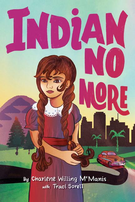 Indian No More book