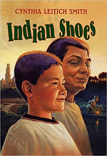 Indian Shoes book