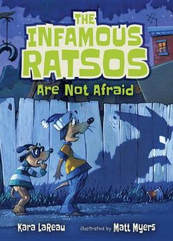 Infamous Ratsos Are Not Afraid book