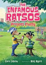 Infamous Ratsos: Project Fluffy book