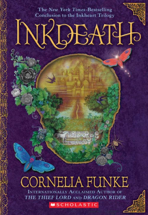 Inkdeath book