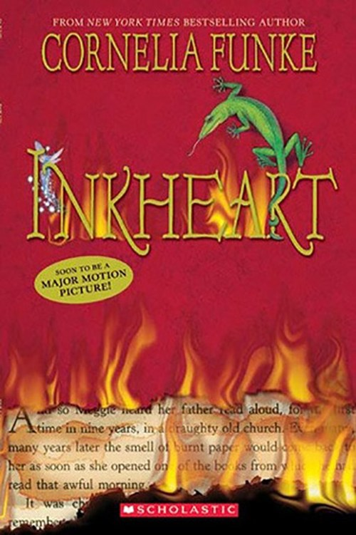 Inkheart book