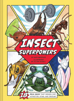 Insect Superpowers book