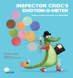 Inspector Croc's Emotion-O-Meter book