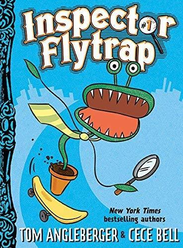 Inspector Flytrap book
