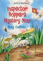 Inspector Hopper's Mystery Year book