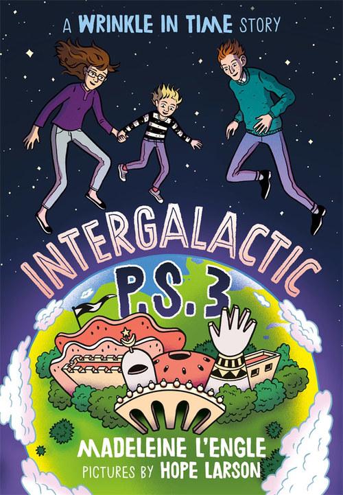 Intergalactic P.S. 3 book