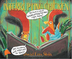 Interrupting Chicken Book