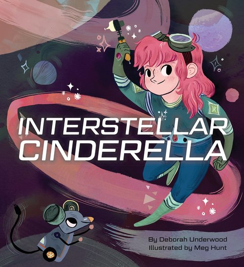Interstellar Cinderella book