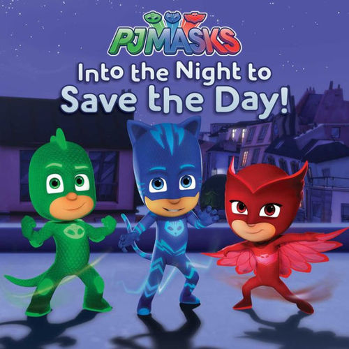 Into the Night to Save the Day! book