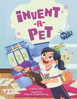 Invent-a-Pet book