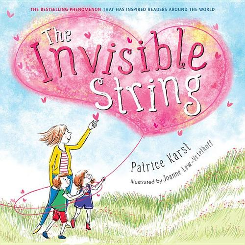 Invisible String book