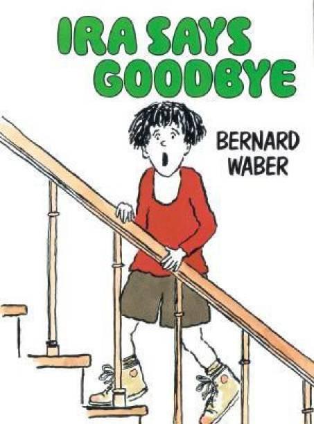 Ira Says Goodbye Book