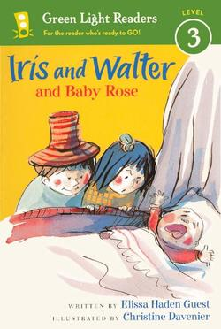 Iris and Walter and Baby Rose book