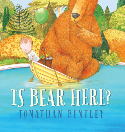 Is Bear Here? book