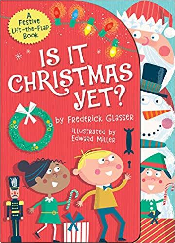 Is It Christmas Yet? book
