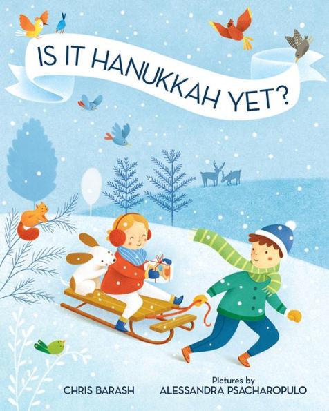 Is It Hanukkah Yet? book