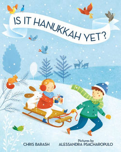 Is It Hanukkah Yet? book