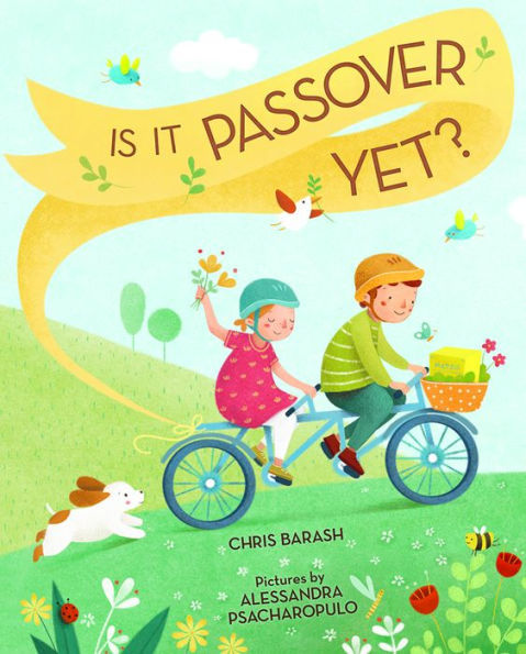 Is it Passover Yet? book