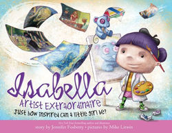 Isabella, Artist Extraordinaire book