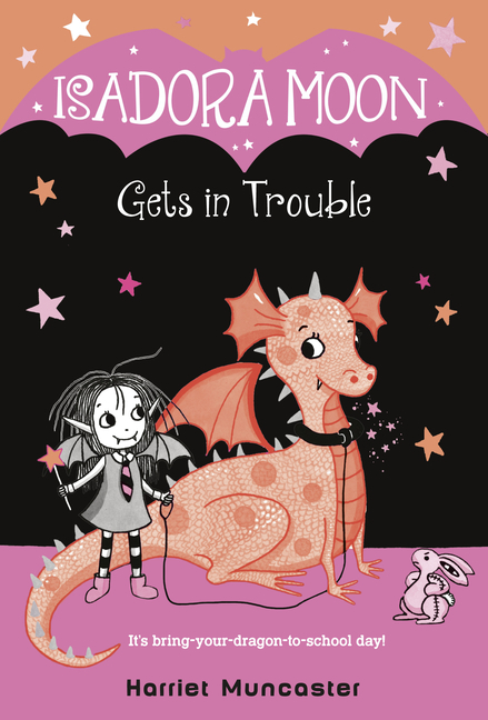 Isadora Moon Gets in Trouble book