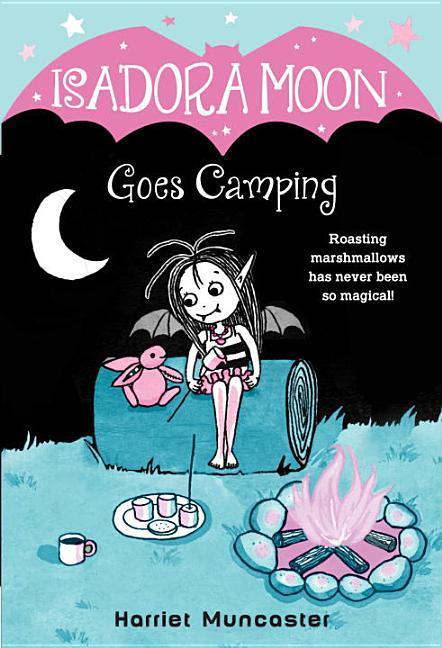Isadora Moon Goes Camping book