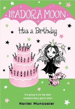 Isadora Moon Has a Birthday book