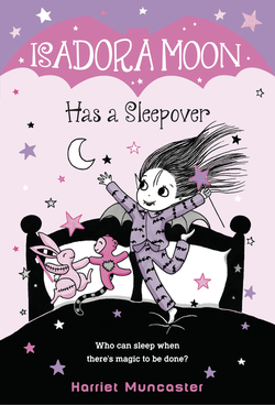 Isadora Moon Has a Sleepover book