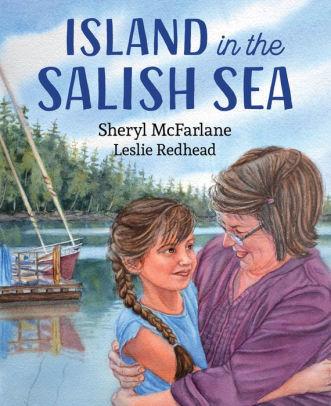 Island in the Salish Sea book