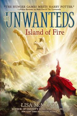 Island of Fire book