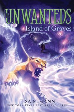 Island of Graves, Volume 6 book