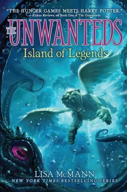 Island of Legends book
