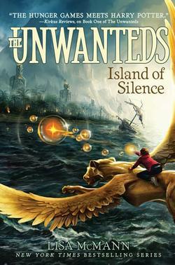 Island of Silence book