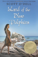 Island of the Blue Dolphins book