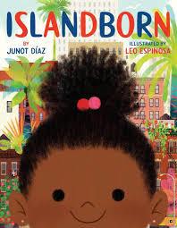 Islandborn book