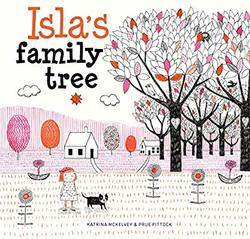 Isla's Family Tree book