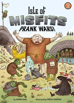 Prank Wars! book