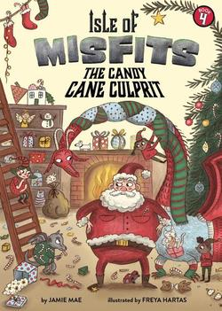 The Candy Cane Culprit book