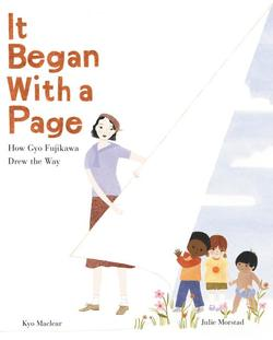 It Began with a Page: How Gyo Fujikawa Drew the Way book