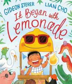 It Began with Lemonade book