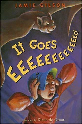 It Goes Eeeeeeeeeeeee! book