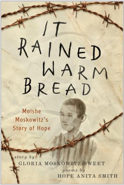 It Rained Warm Bread Book